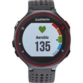 Garmin Forerunner 235 WHR Running Clock, marsala